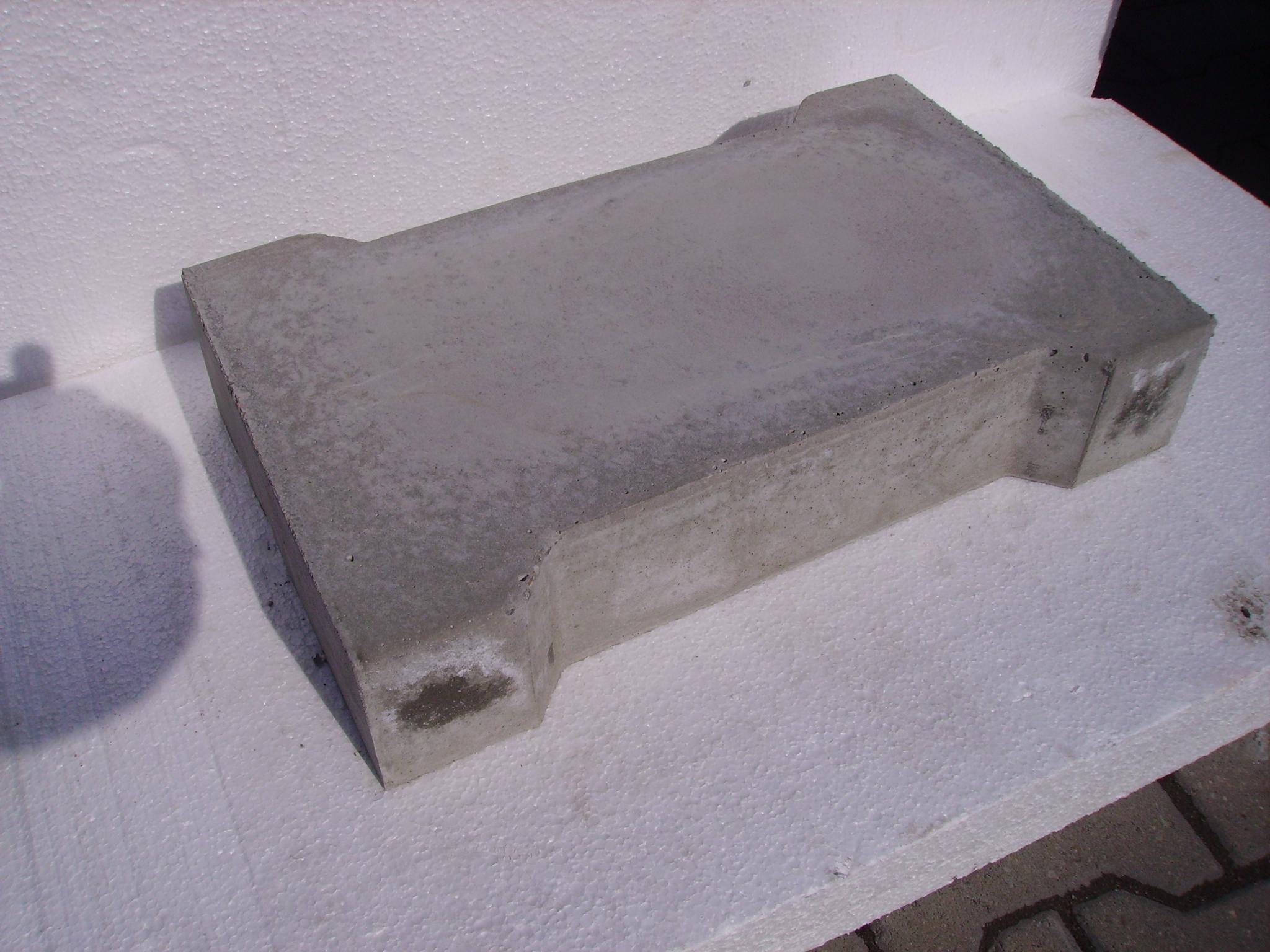 CAPAC RIGOLA SIMPLA 49 X 30 X 10 cm