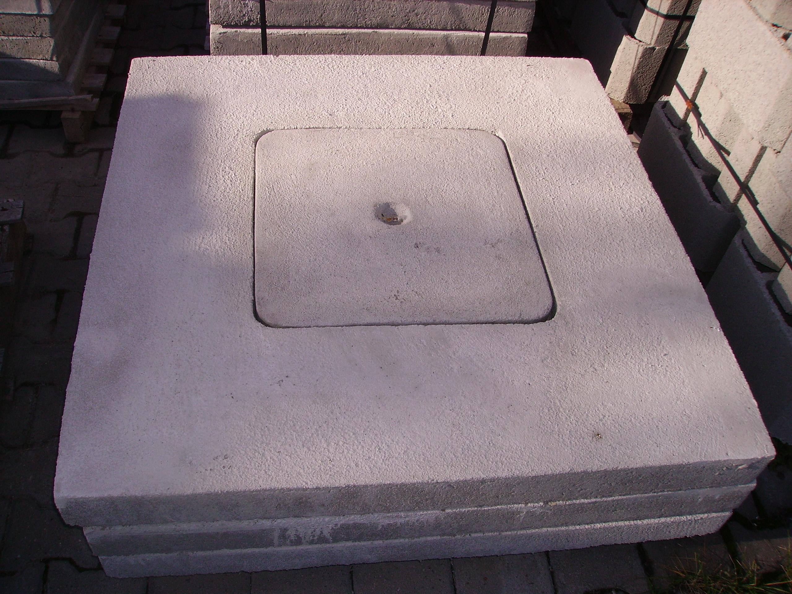 RAMA  PLUS CAPAC  cm 115 x  115 X 10
