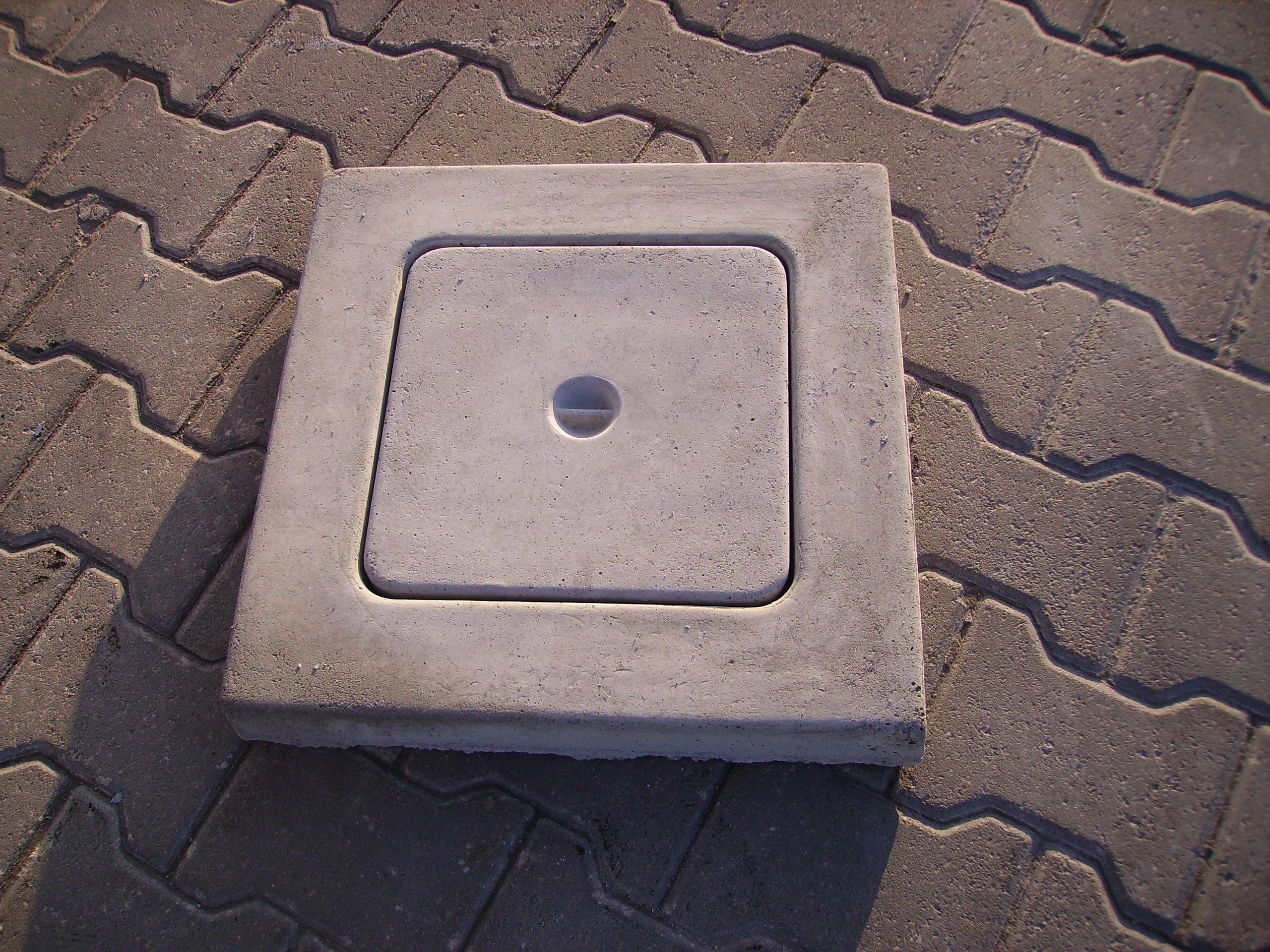 RAMA  PLUS CAPAC 45 X 45 X 6,5 cm
